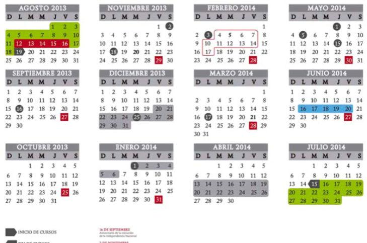Suspende Gobierno Federal vacaciones de fin de año a docentes ...