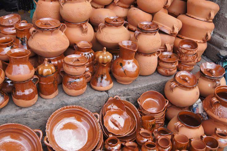 Se realizar feria de la cazuela en texcoco noticias Definicion de ceramica