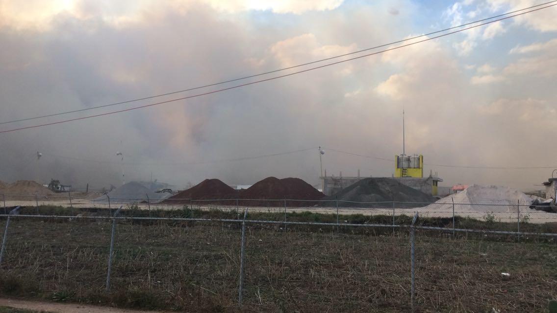 Explosión Jacinto Acevedo
