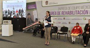 Mejoran servicios médicos para menores con discapacidad3