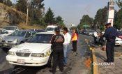 Remitidos en Toluca 161 autos no verificados