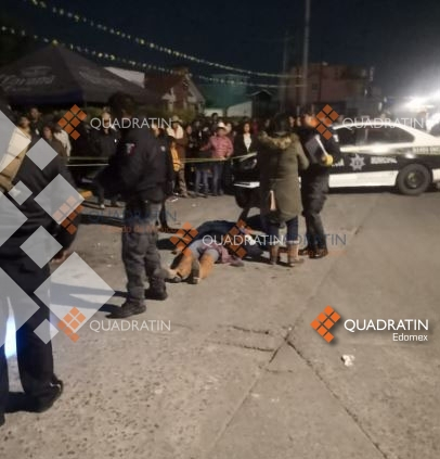 Dejó riña cuatro muertos en jaripeo de Temoaya