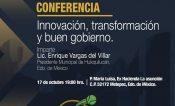 Innovación, transformación y buen gobierno