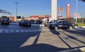 Balacera en Metepec deja delincuente herido