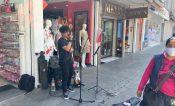 Crecen músicos urbanos ante pandemia