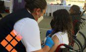 Pondrán vacuna a adultos de 18municipios en Centros Regionales en Toluca