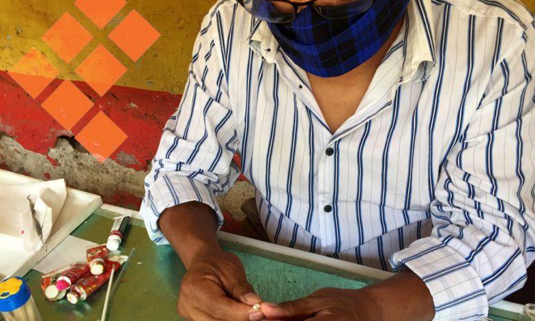 Aves miniatura, creación artesanal hecha por manos mexiquenses