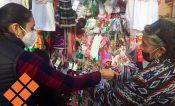 Tristes ventas patrias para abuelitos comerciantes