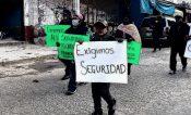 Advierten creación de autodefensas en el norte de Toluca